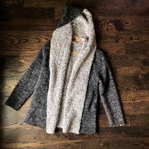 Warm Hooded Sweater